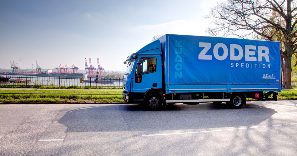 Logistik in Hamburg - professionelle Transportleistungen
